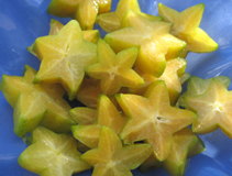 Star fruit (carambola) nutrition facts