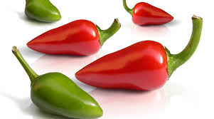 The Incredible benefits of  of Eating chilli