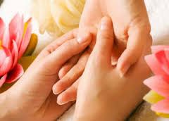 Hand Reflexology
