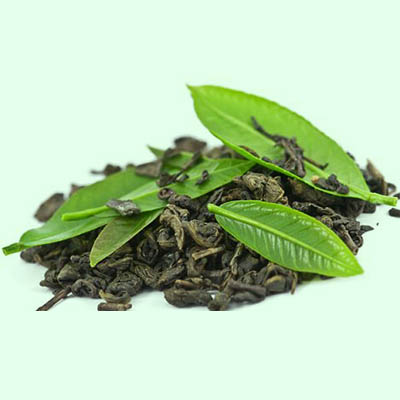 WHAT'S GREEN TEA?